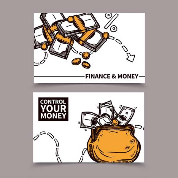Impresión de tarjetas personales para contador o contador público. Fabricadas en materiales de la más alta calidad.
