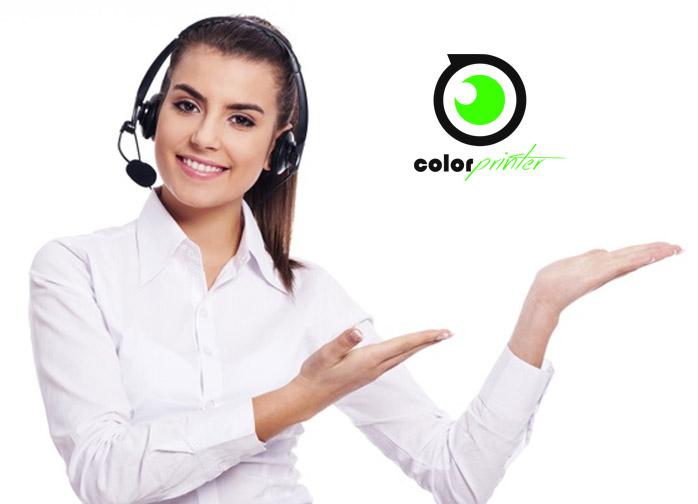Atención al cliente Argentina Colorprinter