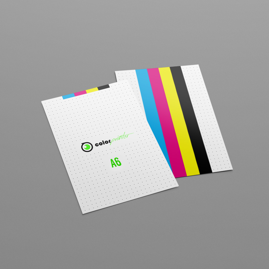 Impresión de flyers a6