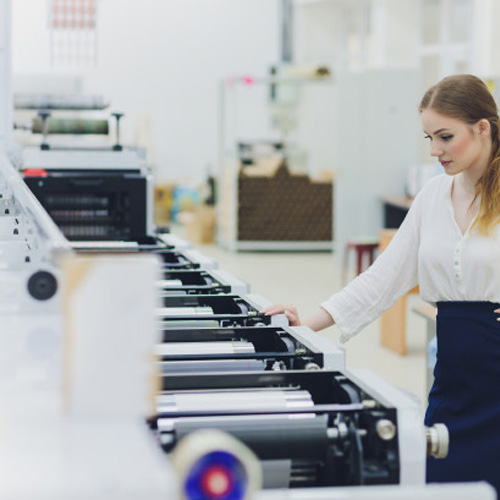 Fabricación en imprenta