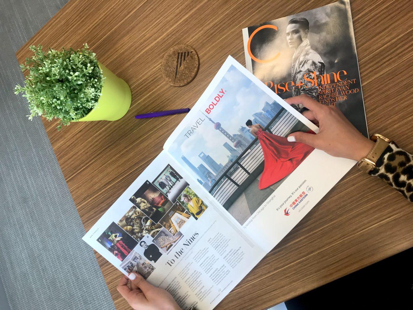 Hacer revistas personalizas