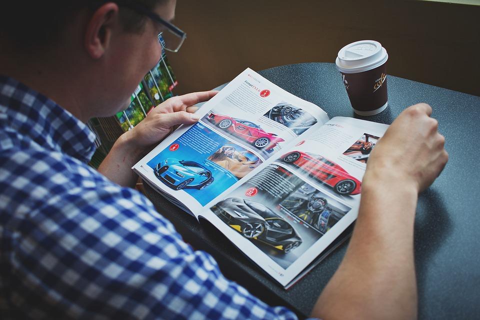 Imprimir revista corporación