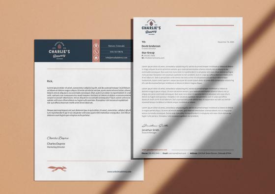 impresión de hojas membretadas para empresa