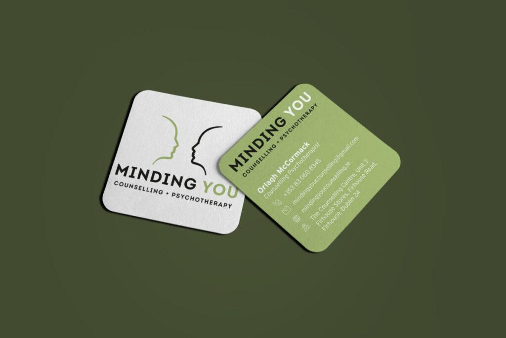 Mini tarjetas personales