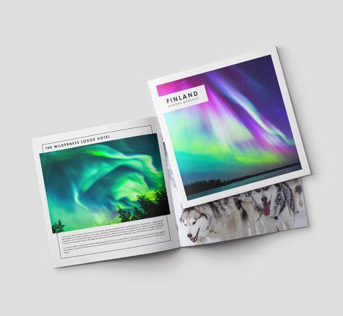 Imprimir catalogos o brochures