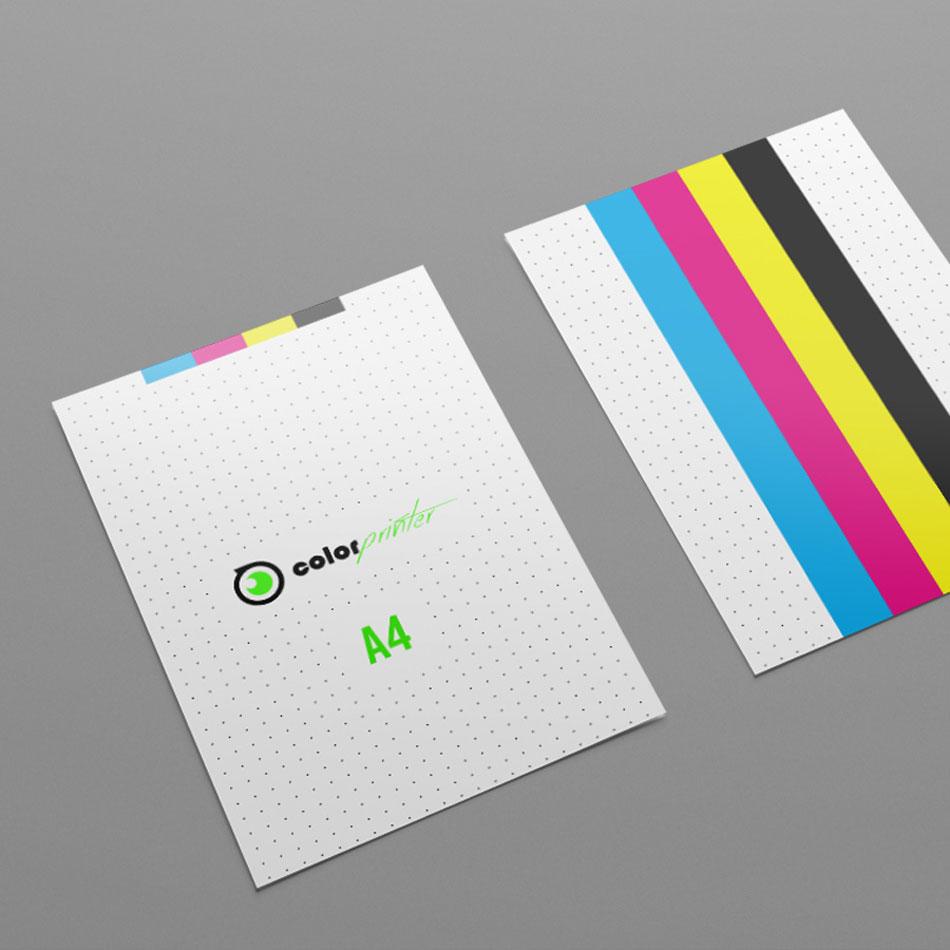 Impresión de flyers A4 de alta calidad para empresas y negocios de todo tipo.