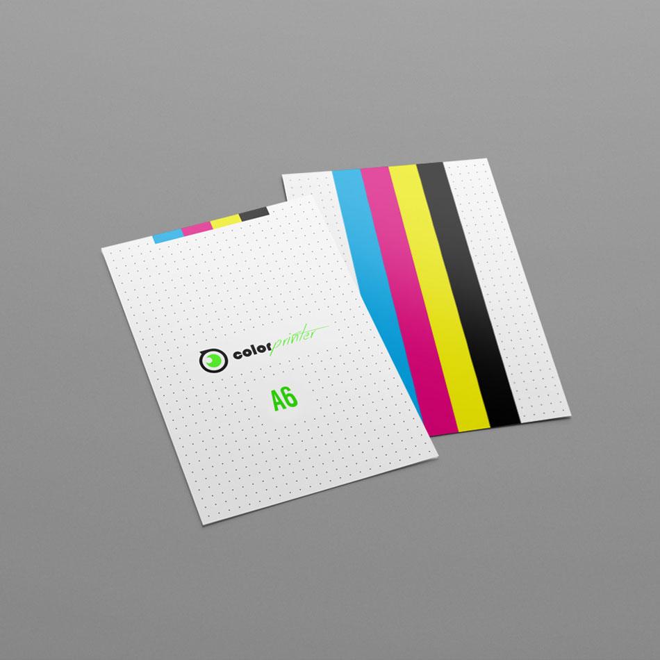 Imprimir flyers A6 para empresas, profesionales, negocios y eventos. Acabados profesionales de la más alta calidad.