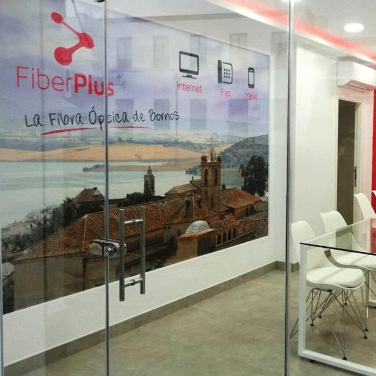 Impresión de fotomural personalizado para empresas y negocios.