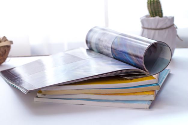 revistas impresas publicidad